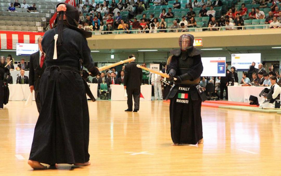 La competizione nel kendo – breve guida per non annoiarsi sugli spalti